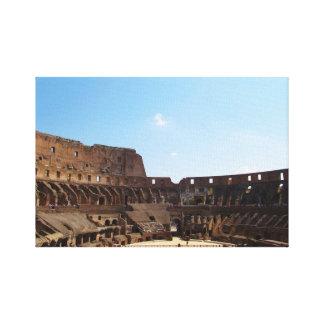 Toile La copie de Colosseum