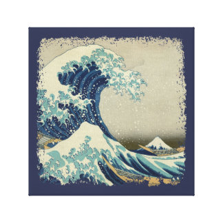 Toile La grande vague outre de Kanagawa (神奈川沖浪裏)