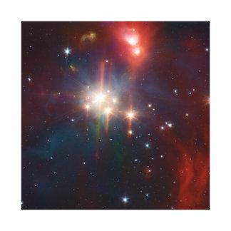 Toile La NASA infrarouge de groupe d'étoile de Coronet