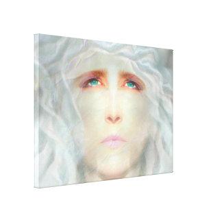 Toile La Renaissance blanche