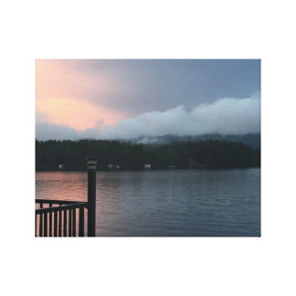 Toile Lac George
