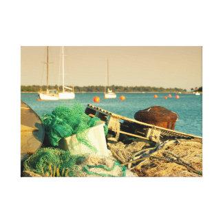 Toile L'Adriatique