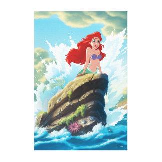 Toile L'aventure d'Ariel | commence par vous