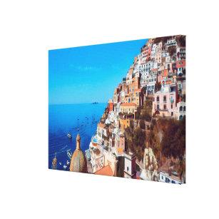 Toile ldp POSITANO - Côte d'Amalfi - Panorama