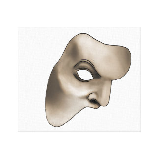 Toile Le masque