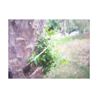 Toile Le parc 3 de Raanana