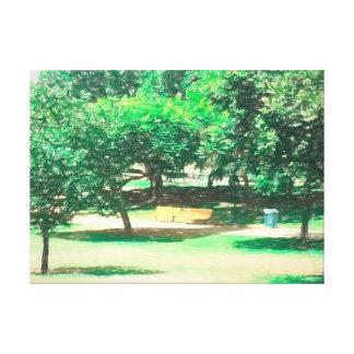 Toile Le parc 6 de Raanana