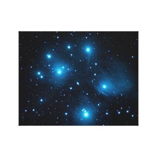 Toile Le Pleiades #8