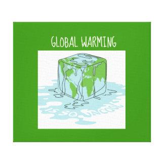 Toile Le réchauffement climatique est si sophistiqué
