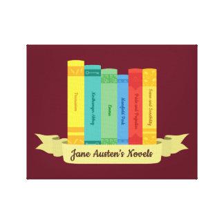 Toile Les romans de Jane Austen III