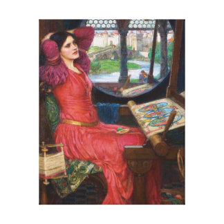 Toile Madame d'échalote par John William Waterhouse