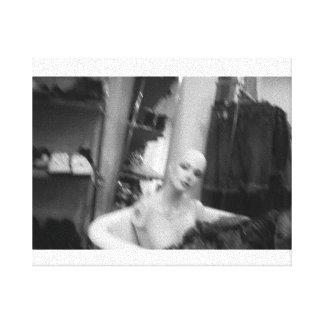 Toile Mannequin Vintage