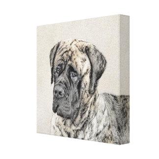 Toile Mastiff anglais (Brindle)
