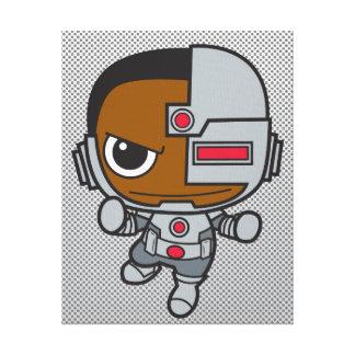 Toile Mini cyborg