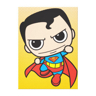 Toile Mini voler de Superman
