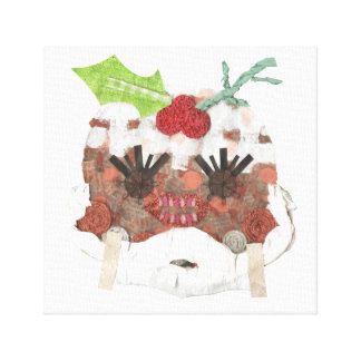 Toile Mme Pudding Canvas