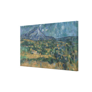 Toile Mont Sainte-Victoire