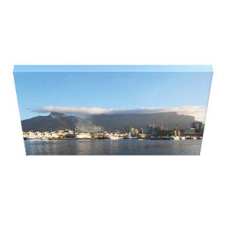 Toile Montagne de Tableau, Afrique du Sud, copie de