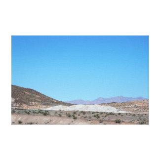 Toile Montagnes du Nevada