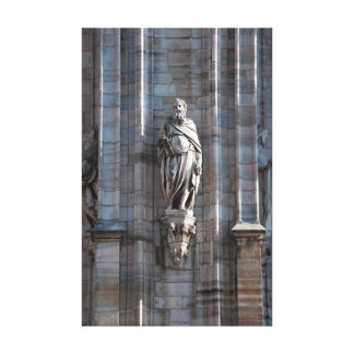 Toile Monument d'architecture de statue de dôme de