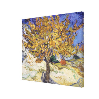 Toile Mûrier de Vincent van Gogh |, 1889