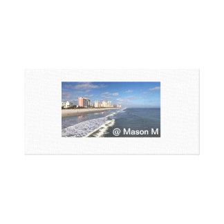 Toile Myrtle Beach la Caroline du Sud