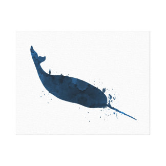 Toile Narwhal