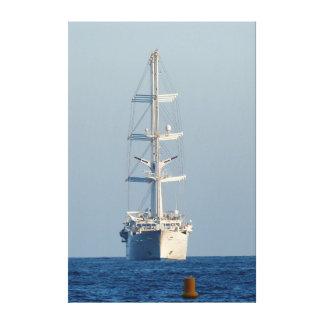 Toile Navire de navigation