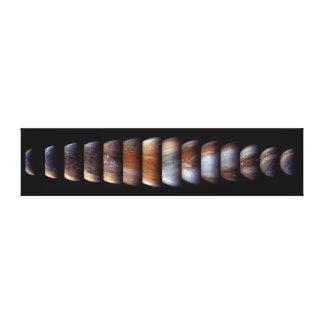 Toile Ordre d'approche de vaisseau spatial de Juno à