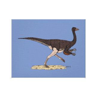 Toile Ornithomimus