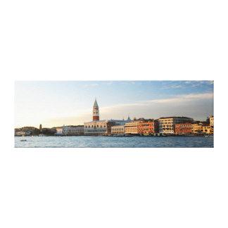 Toile Panorama de Venise
