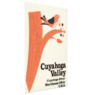 Toile Parc national de vallée de Cuyahoga