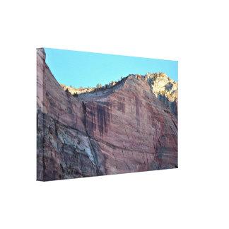 Toile Parc national Utah de Zion