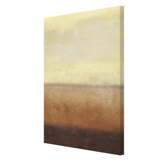 Toile Paysage solitaire de désert par le Normand Wyatt