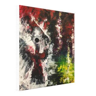 """Toile Peinture abstraite d'original de """"oublie"""""""