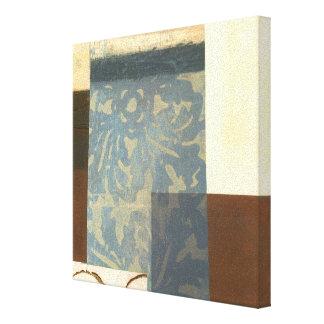 Toile Peinture moderne de panneau