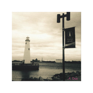 Toile Phare d'Atwater