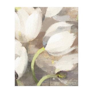 Toile Plaisir II de tulipe