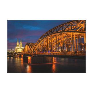 Toile Pont de Hohenzollern