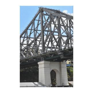 TOILE PONT QUEENSLAND AUSTRALIE EN ÉTAGE DE BRISBANE