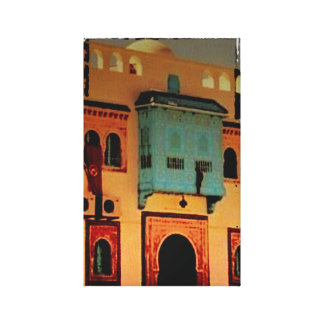 Toile Porte, Tunisie, Afrique du Nord