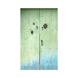 Toile portes