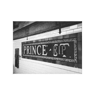 Toile Prince (DÉCHIRURE)
