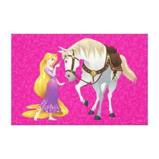 Toile Rapunzel | Besties 4Ever