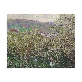 Toile Récolteuses de fruit de Claude Monet |, 1879