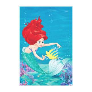 Toile Règle d'Ariel | Besties