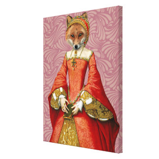 Toile Reine de Fox