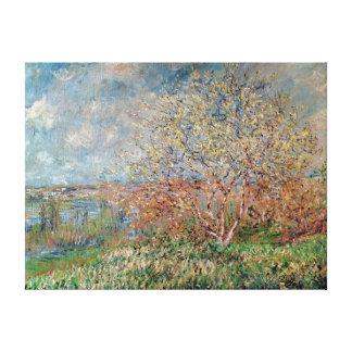 Toile Ressort de Claude Monet |, 1880-82