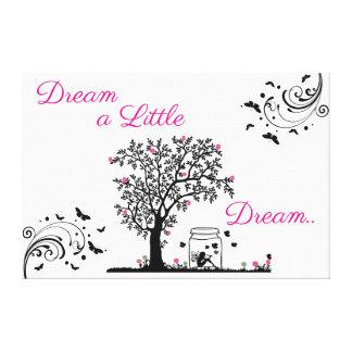 Toile Rêvez un petit rêve
