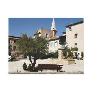 Toile Saint Didier (Vaucluse)